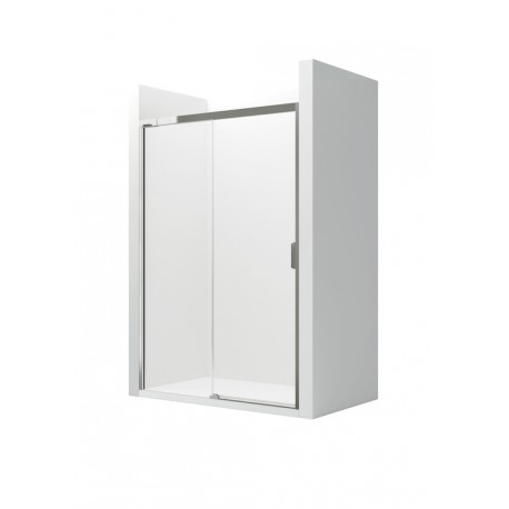 Naray L2-E - Frontal ducha de 1 hoja corredera + 1 fija